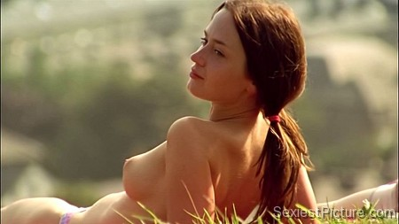 Emily Blunt nude naked topless boobs tits