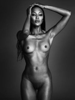 Joan Smalls nude naked boobs pussy