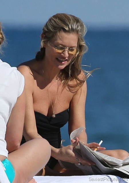 Kate Moss Sexy Swimsuit