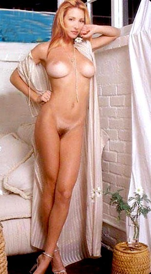 did jennifer aniston pose for playboy
