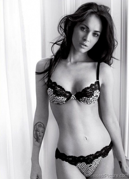 Megan Fox leaked pic