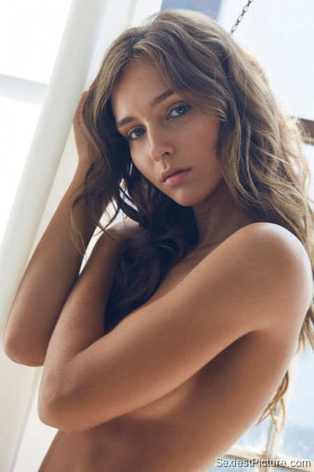Rachel Cook nude naked topless boobs big tits arm bra model
